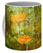 Hawkweed Wildflower Coffee Mug