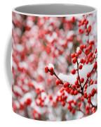 Hawthorn Berries Coffee Mug