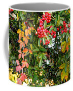 Hawthorn Berry Coffee Mug