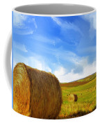 Hay Bales 2 Coffee Mug