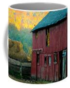 Hay Bales Coffee Mug