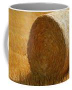 Hay In The Field Coffee Mug