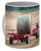Hay Wagon Coffee Mug