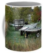 Hay Wagons Coffee Mug