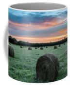 Hayfield Sunrise 3d21735 Coffee Mug