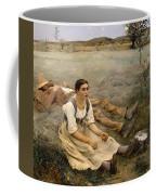 Haymaking  Coffee Mug