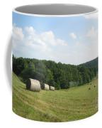 Haymaking Season Coffee Mug