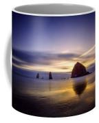 Haystack Afterglow Coffee Mug