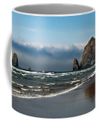 Haystack Coffee Mug by Robert Bales