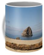 Haystack Rock 2 - Pacific City Oregon Coast Coffee Mug