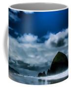 Haystack Rock IIi Coffee Mug