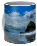 Haystack Rock Iv Coffee Mug