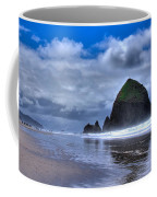 Haystack Rock Iva Coffee Mug