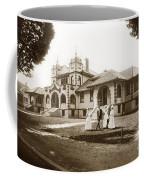 Hazel Hawkins Hospital Monterey Street Hollister California Circa 1907 Coffee Mug