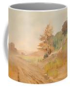 Hazy Day Coffee Mug