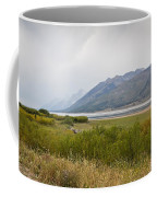 Hazy Day - Grand Teton National Park - Wyoming Coffee Mug