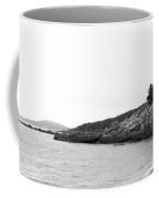 Hazy Day Shoreline Coffee Mug