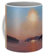 Hazy Hot And Humid Coffee Mug