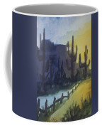 Hazy Mesas Coffee Mug