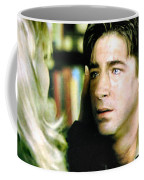 He Doesn't Know About You Coffee Mug