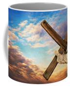 He Has Risen Coffee Mug by Darren Fisher