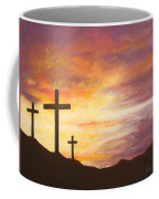 He Is Risen Coffee Mug by Marna Edwards Flavell