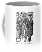He May Be A Fine Veterinarian Coffee Mug
