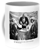 He: Oui, Garcon, Hors D'ouvres Varies, Et Apres Coffee Mug