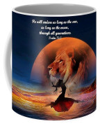 He Will Endure Coffee Mug