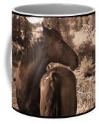 Head And Tail Coffee Mug
