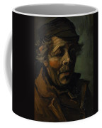 Head Of A Peasant With Cap Coffee Mug