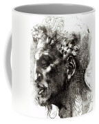 Head Of A Satyr  Coffee Mug