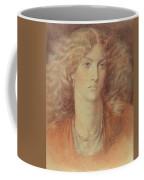 Head Of A Woman Called Ruth Herbert Coffee Mug
