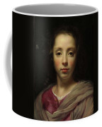 Head Of A Young Girl Coffee Mug
