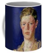 Head Of A Young Man Coffee Mug