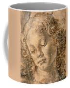 Head Of An Angel Coffee Mug