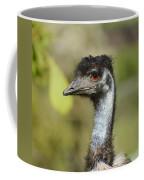 Head Of An Australian Emu Coffee Mug