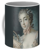 Head Of Flora Coffee Mug