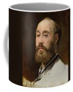 Head Of Jean-baptiste Faure Coffee Mug