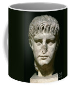 Head Of Nero Coffee Mug by Anonymous