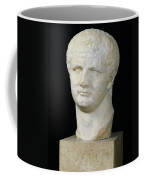 Head Of Titus Coffee Mug