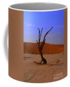 Head Stand Coffee Mug