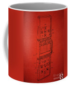 Head To Head Football Classic Electronic Toy Coffee Mug by Edward Fielding