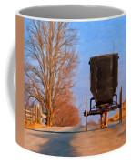 Headed Home Coffee Mug