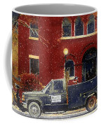 Heading Out To Plow Coffee Mug