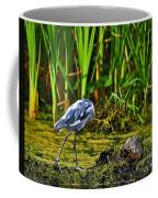 Headless Heron Coffee Mug