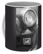 Headlight Of The Past Coffee Mug