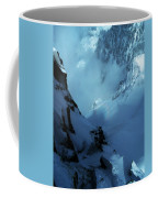 Headwall Mount Blanc Coffee Mug