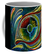 Healer Spirit Eye Coffee Mug