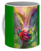 Healing Rose Coffee Mug by Carol Cavalaris